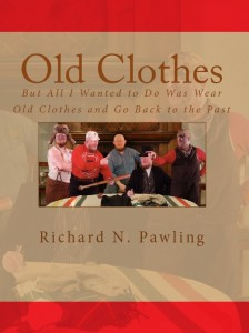 Old Clothes Book Cove